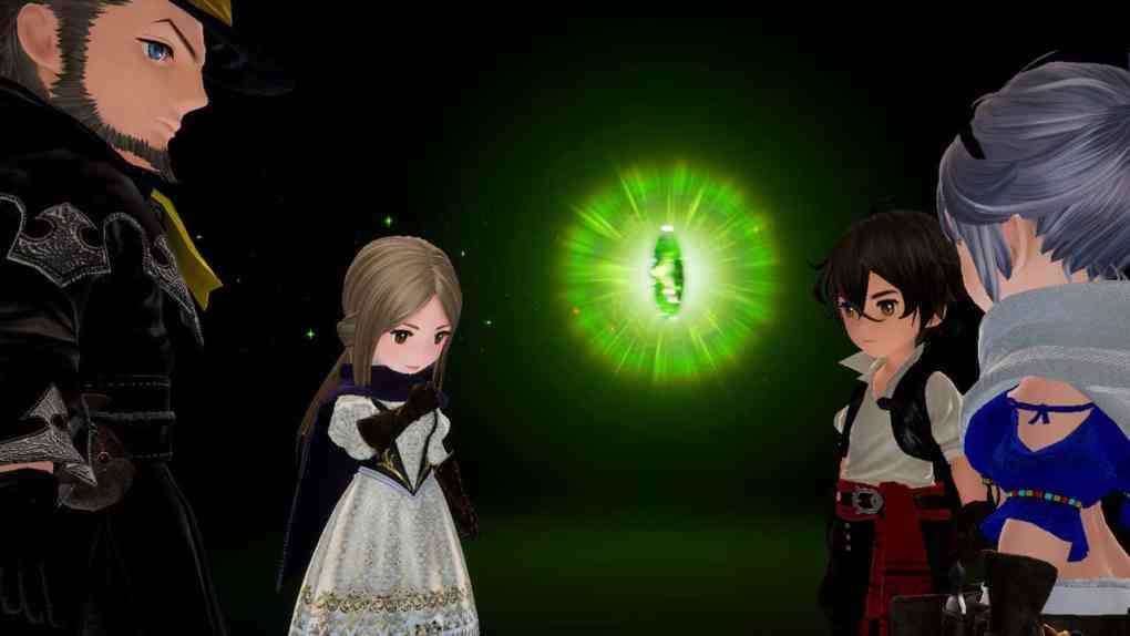 game charts bravely default 2