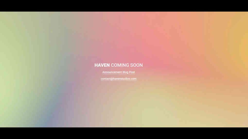 haven announcement v3