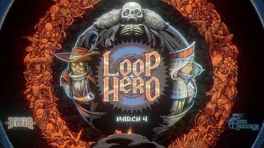loop hero maerz cover