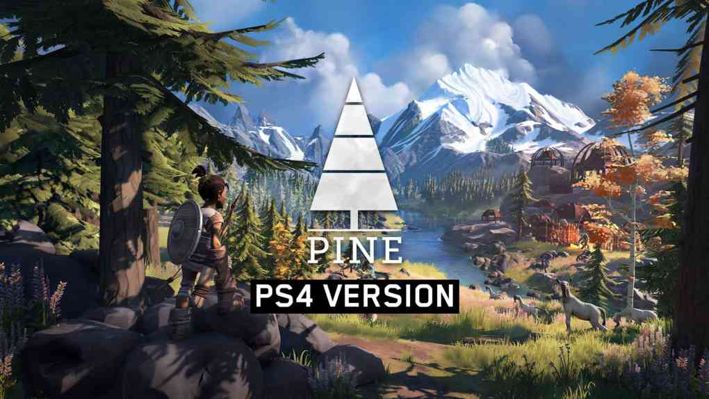 pine ps4 release
