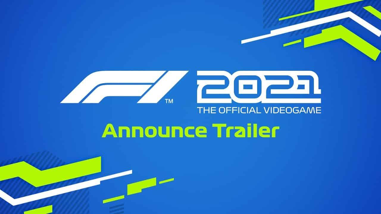 F1® 2021 Announce Trailer 1