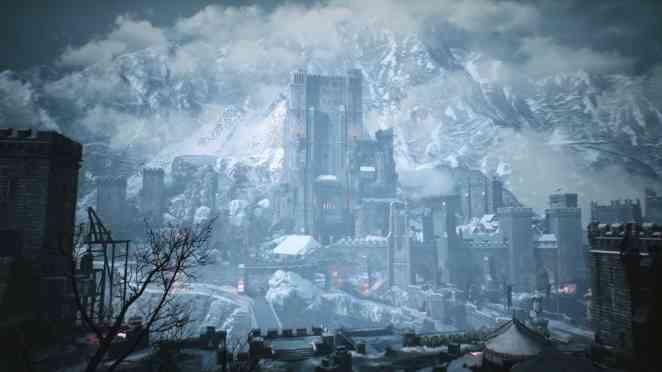 Hood Outlaws Legends mountain