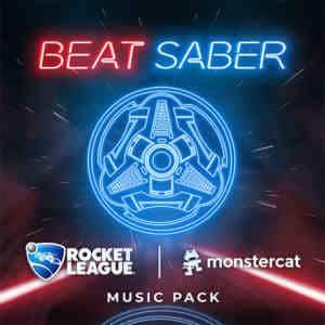 beat saber monstercat rocket league