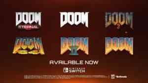 doom all games nintendo switch