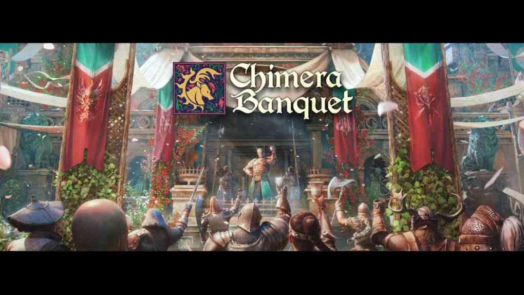 for honor chimaeren bankett