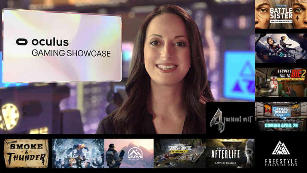 oculus gaming showcase cover