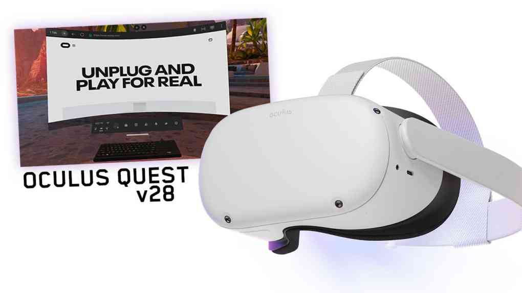 oculus quest v28