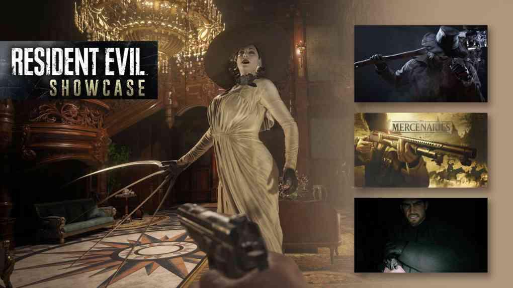 resident evil showcase april 2021