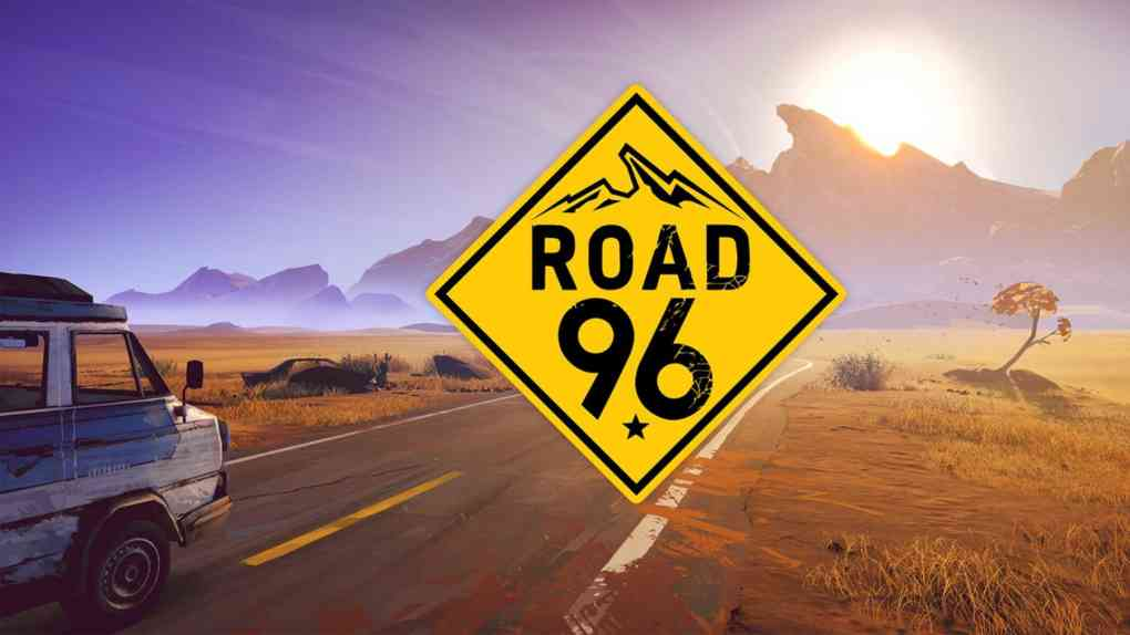 road 96 cover