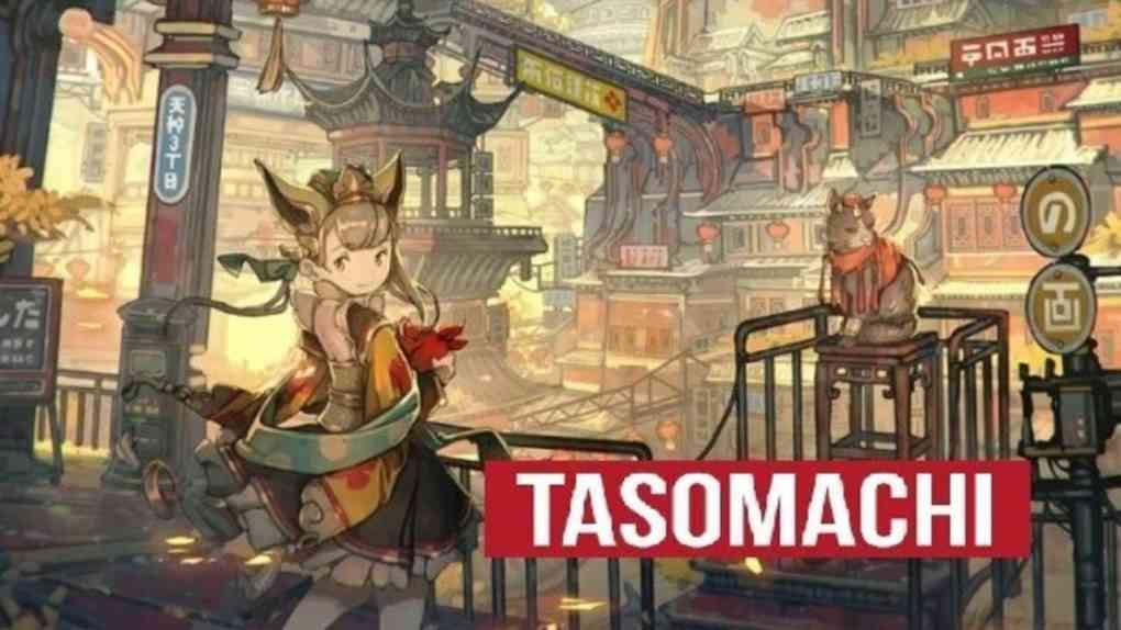 tasomachi behind the twilight release 1