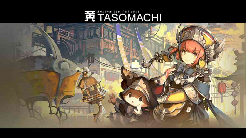 tasomachi release