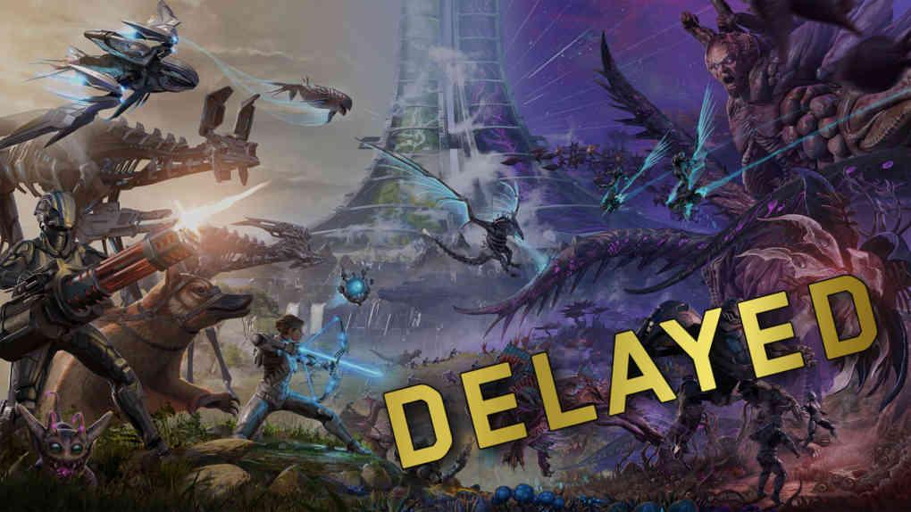 ARK GEN2 delayed