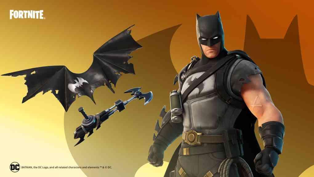 Batman Zero Arrives to the Fortnite Island 1
