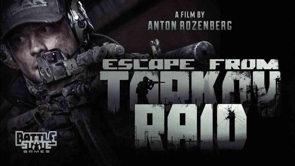 Escape from Tarkov. Raid. Full film.