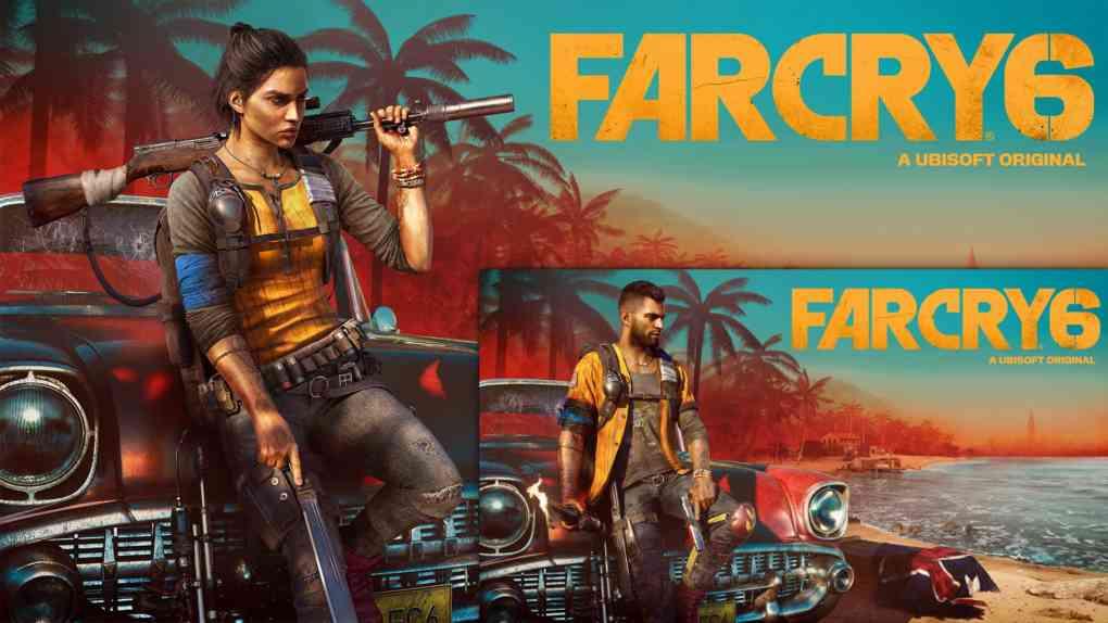 Far Cry 6 Dani Rojas Charakter Details