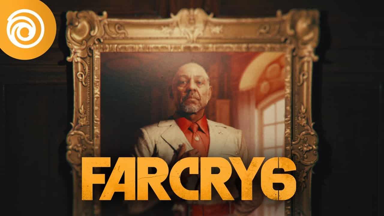 Far Cry 6 Livestream Teaser Ubisoft DE 1