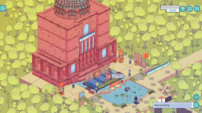 Gamecity Online Hub Stadtpark