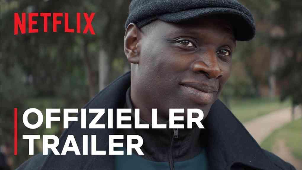 Lupin Teil 2 Offizieller Trailer Netflix