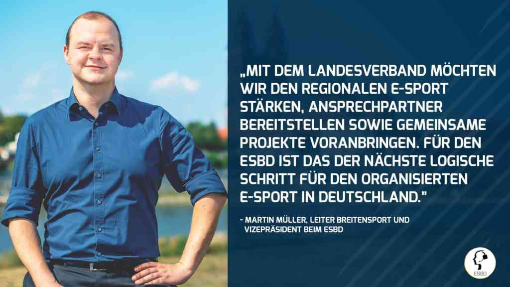 Martin Mueller ESBD