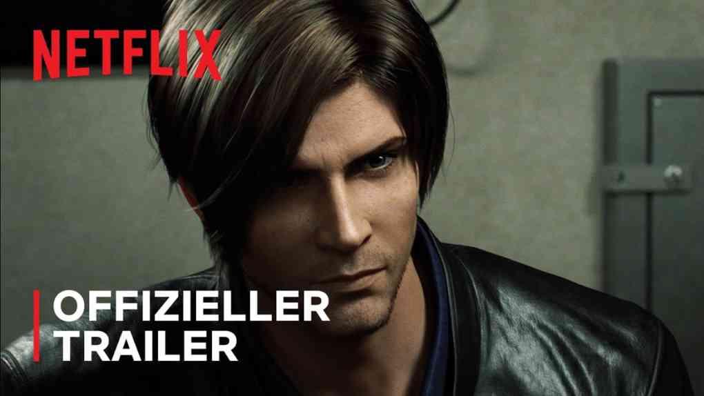 Resident Evil Infinite Darkness Offizieller Trailer Netflix 1