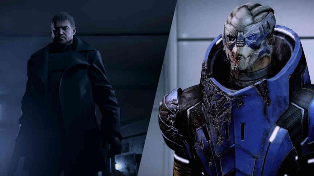 Resident Evil Mass Effect Charts