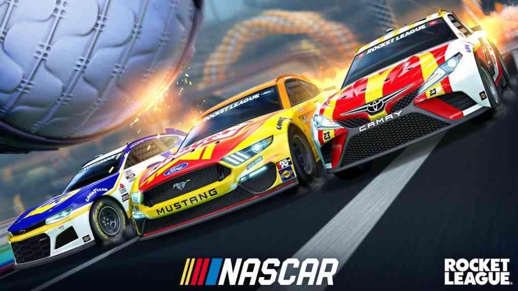 Rocket League® NASCAR 2021 Fan Pack Trailer