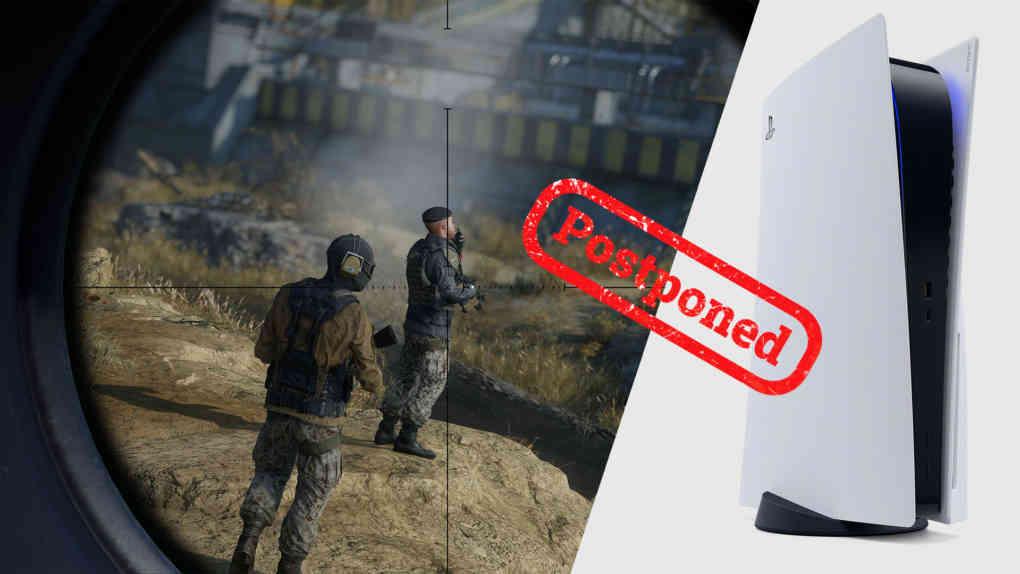 Sniper Ghost Warrior Contracts 2 ps5 verschiebung