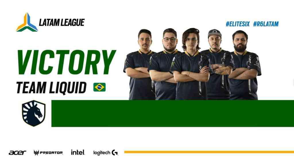 Team Liquid gewinnt Copa Elite Six