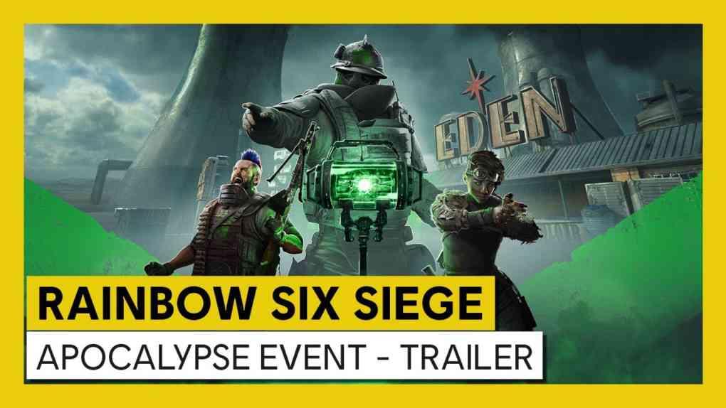 Tom Clancys Rainbow Six Siege Apocalypse Event Trailer Ubisoft DE 1