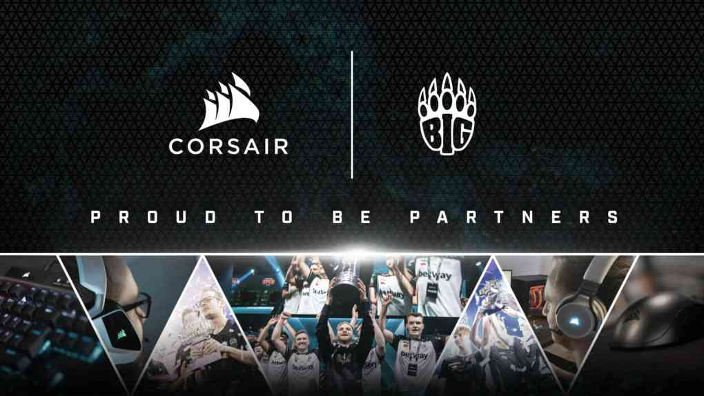 big corsair partnership