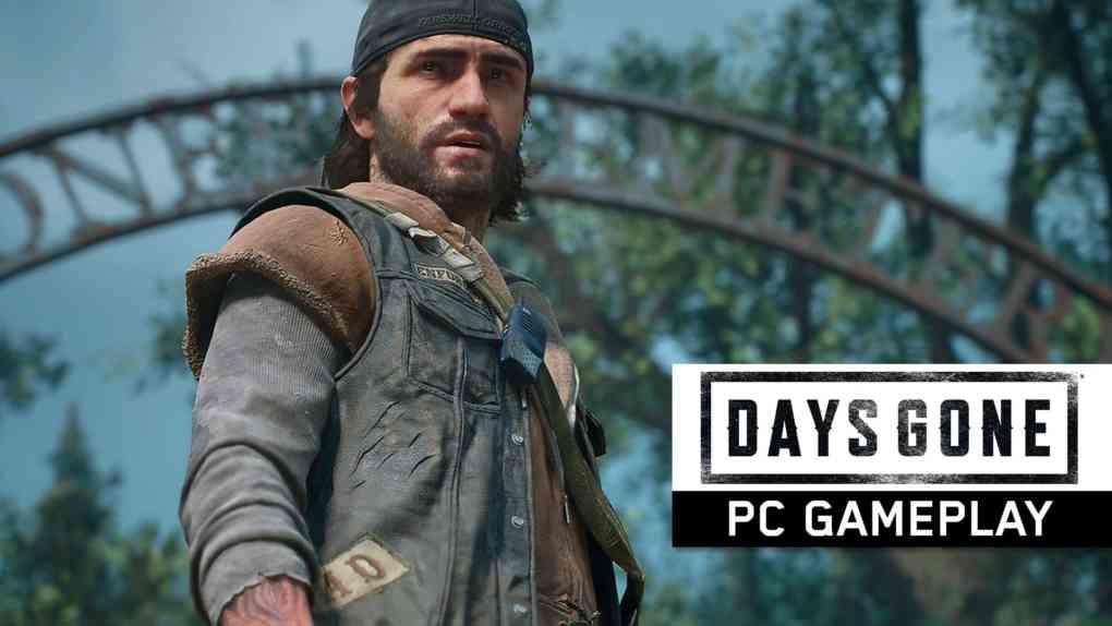 days gone gameplay v2
