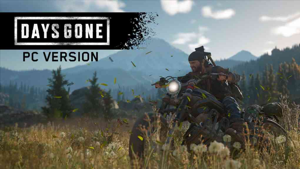days gone pc release cover