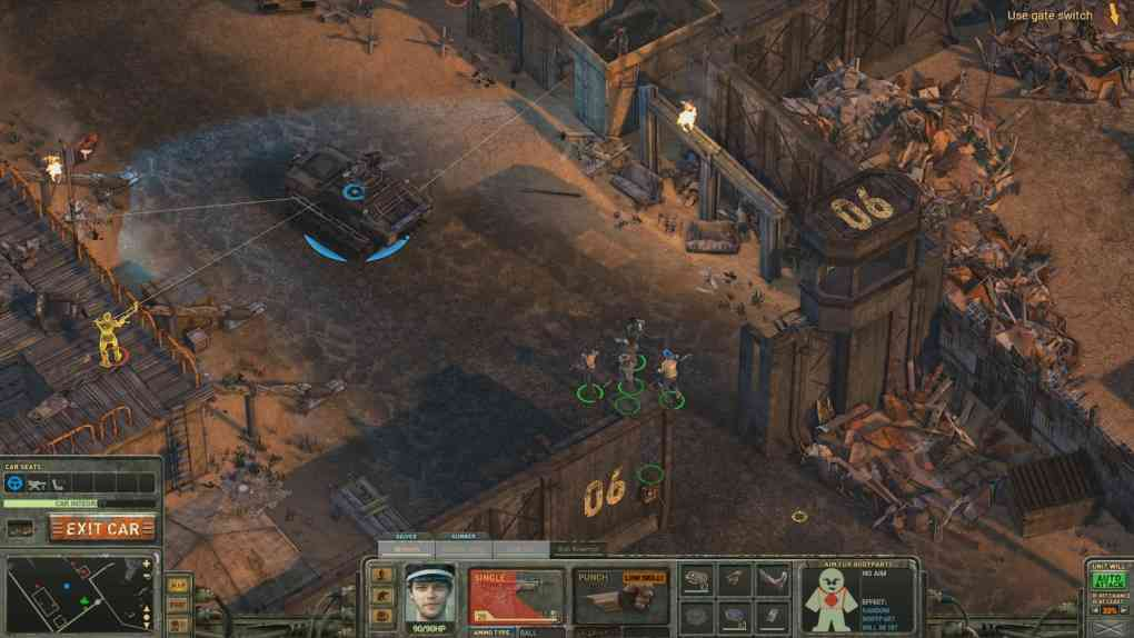 dustwind gameplay