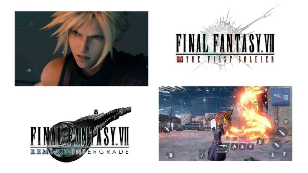 ff7r integrade thefirst soldier