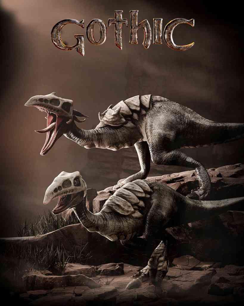 gothic1 remake artwork