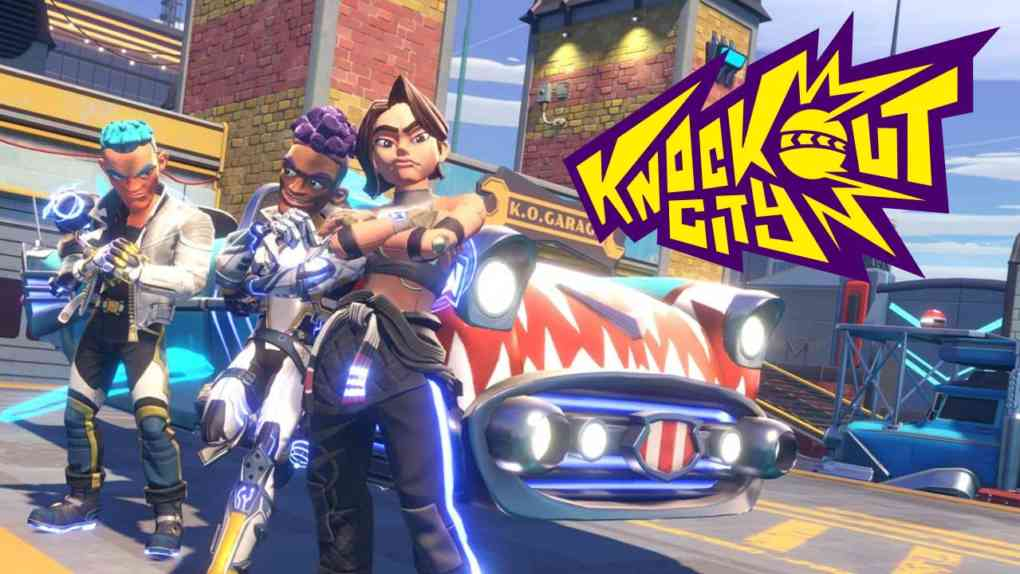 knockout city crossplay