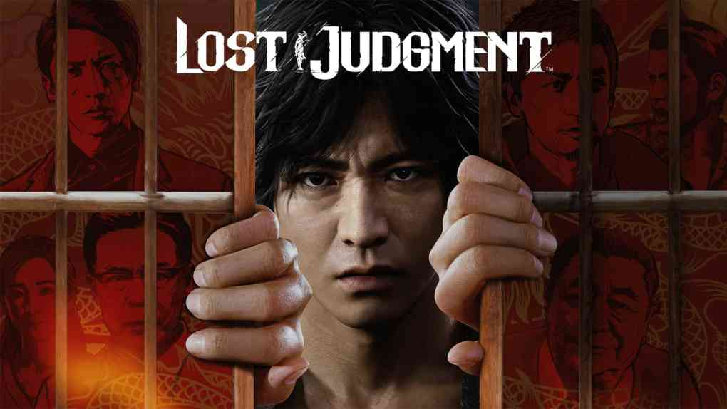 lost judgment cover