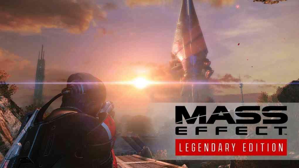 mass effect legendary edition release