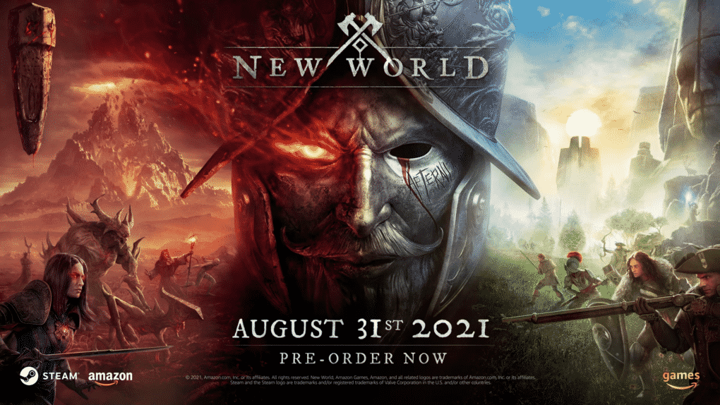 new world this is aeternum cover