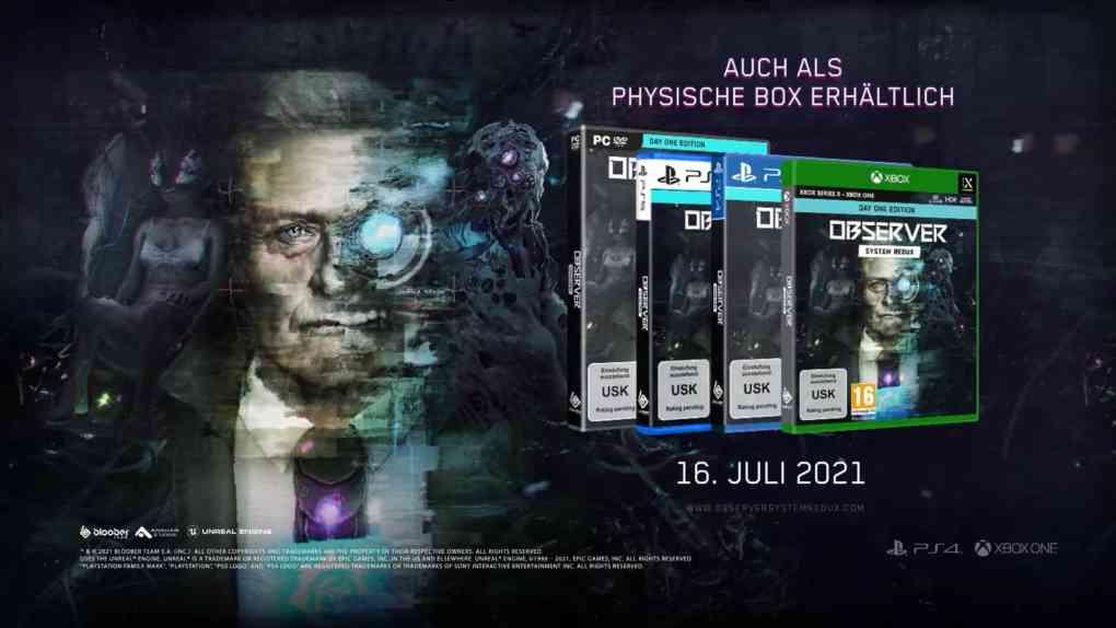 observer system redux boxed version