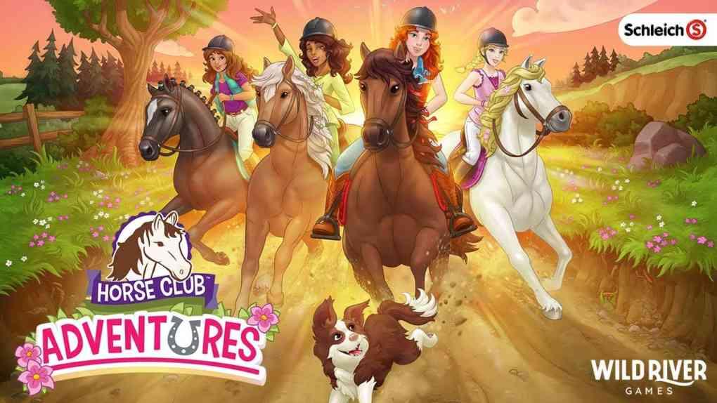 schleich horse club adventures