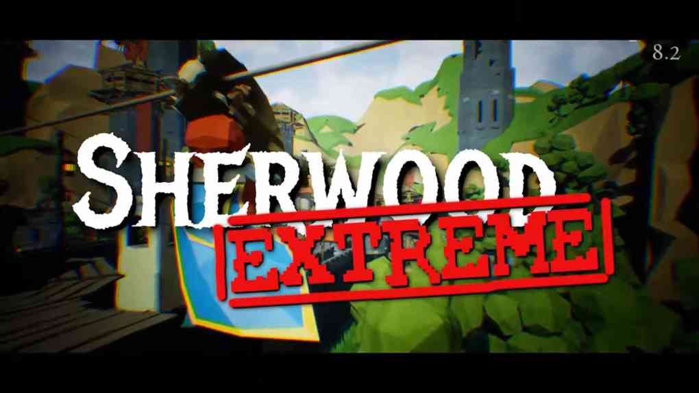 sherwood extreme cover