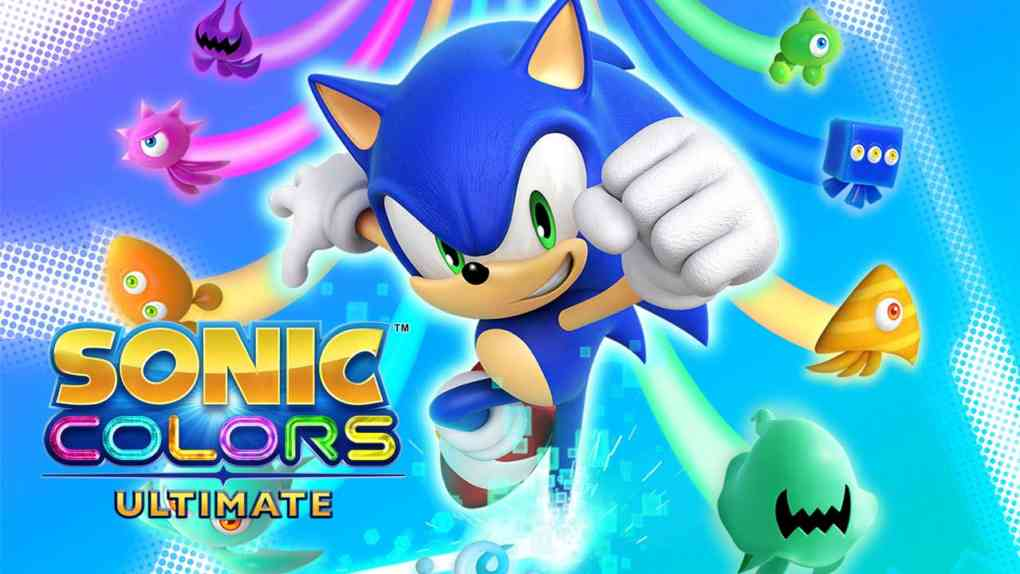 sonic colors ultimate cover