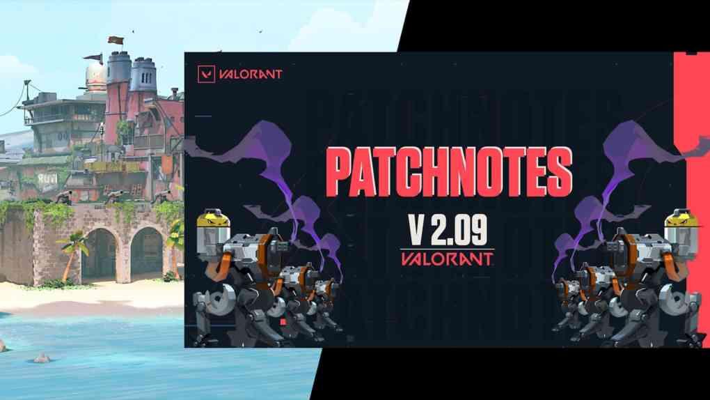valorant patch 2.09
