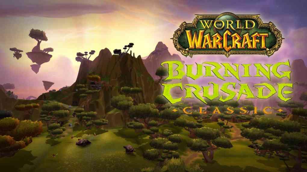 wow burning crusade classic release