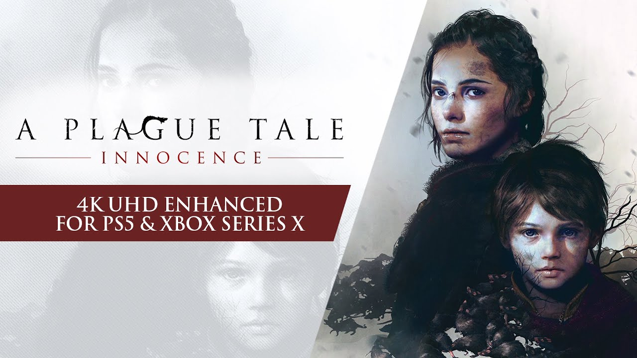 A Plague Tale Innocence 4K UHD for PS5 Xbox Series X cloud version on Nintendo Switch