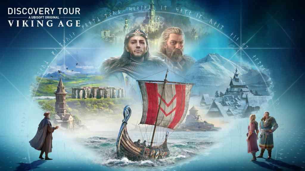 Das Zeitalter der Wikinger. Quelle: Ubisoft