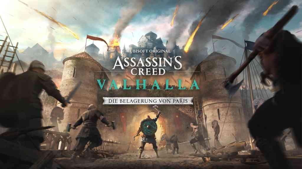 Die Belagerung von Paris wird die zweite Erweiterung für AC Valhalla. Quelle: Ubisoft