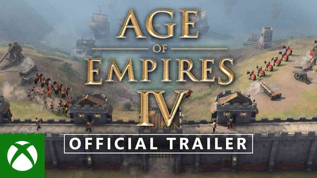 Age of Empires IV Official Gameplay Trailer Xbox Bethesda Games Showcase 2021 1