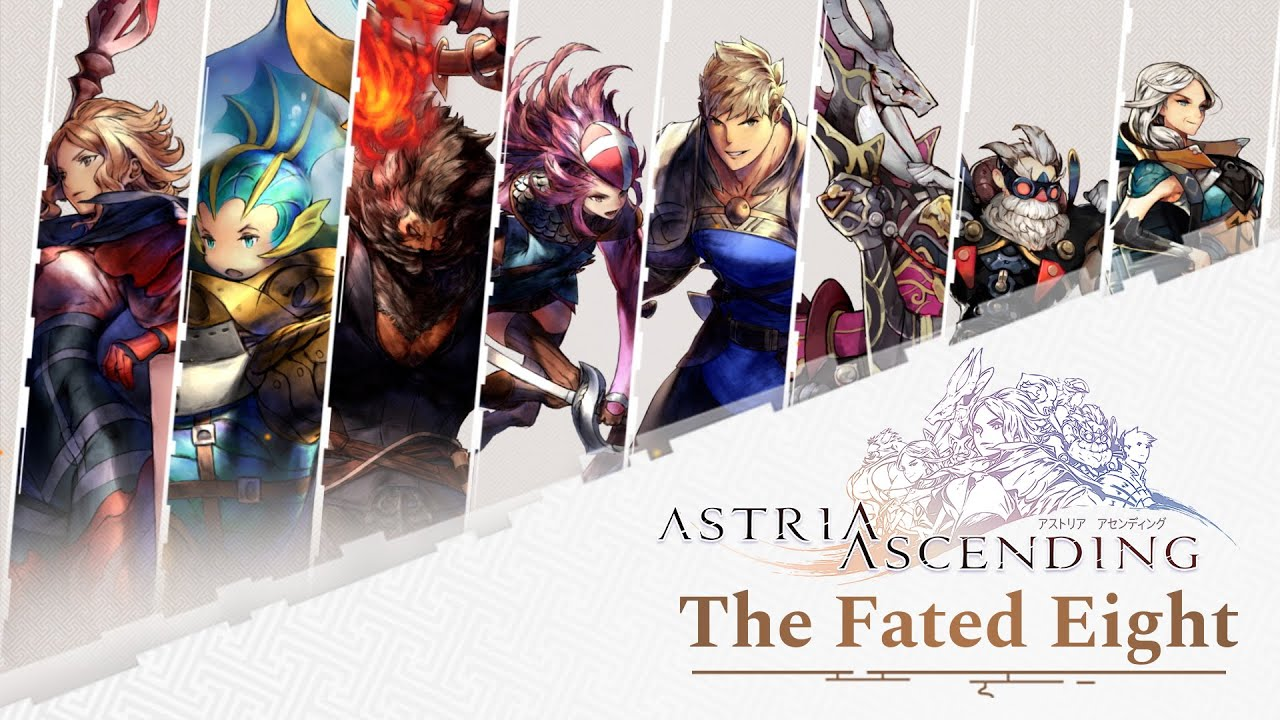 Astria Ascending The Fated Eight Release date Trailer